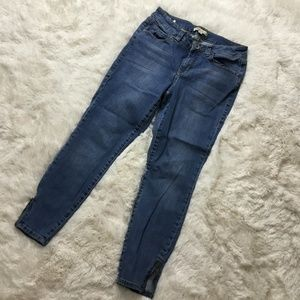 Cabi LaJolla Curvy Super Skinny Jeans Sz 6